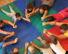 Родительско - детские групповые занятия